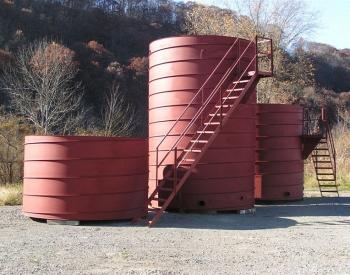Schake 80 bbl/140 bbl/210 bbl Storage Tanks